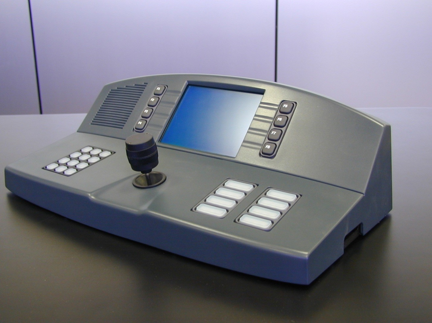 Port Traffic Control Console